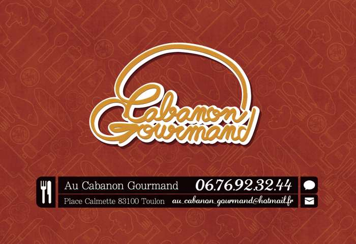carte cabanon gourmand toulon